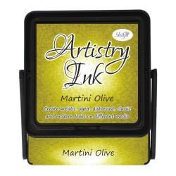 Shilpi Artistry Ink Pad - Martini Olive