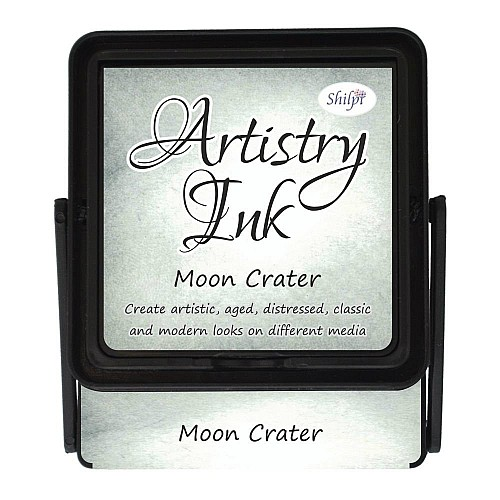 Shilpi Artistry Mini Ink Pad - Moon Crater