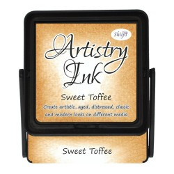 Shilpi Artistry Ink Pad - Sweet Toffee