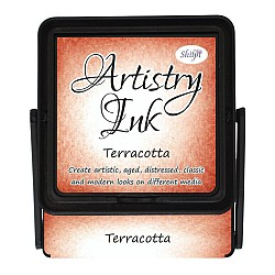 Shilpi Artistry Ink Pad - Terracotta