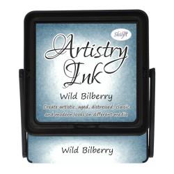Shilpi Artistry Mini Ink Pad - Wild Bilberry