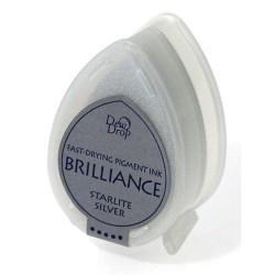 Brilliance Dew Drops - Starlite Silver