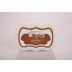 Tubby Craft Dye Ink Pad - Choclate Brown