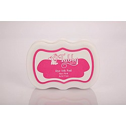 Tubby Craft Dye Ink Pad - Hot Pink