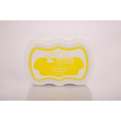 Tubby Craft Dye Ink Pad - Lemon Yellow