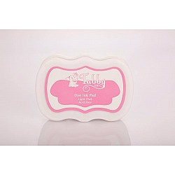 Tubby Craft Dye Ink Pad - Light Pink