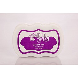 Tubby Craft Dye Ink Pad - Liliac Purple