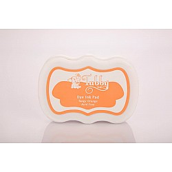 Tubby Craft Dye Ink Pad - Tangy Orange