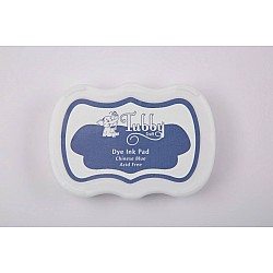 Tubby Craft Dye Ink Pad - Chinese Blue