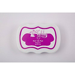 Tubby Craft Dye Ink Pad - Magenta