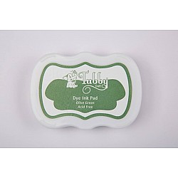 Tubby Craft Dye Ink Pad - Olive Green