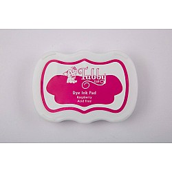 Tubby Craft Dye Ink Pad - Raspberry