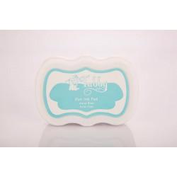 Tubby Craft Dye Ink Pad - Aqua Blue