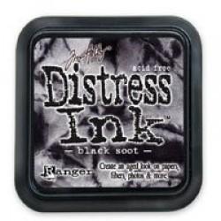 Tim Holtz Distress Inks -  Black Soot