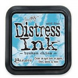Tim Holtz Distress Inks -  Broken China