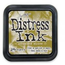 Tim Holtz Distress Inks -  Crushed Olive