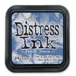 Tim Holtz Distress Inks -  Faded Jeans