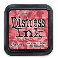 Tim Holtz Distress Inks -  Fired Brick