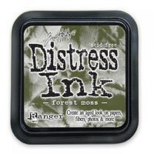 Tim Holtz Distress Inks -  Forest Moss