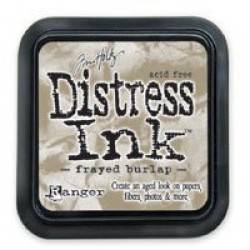 Tim Holtz Distress Inks -  Frayed Burlap