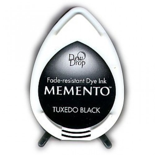 Memento Dew Drops - Tuxedo Black