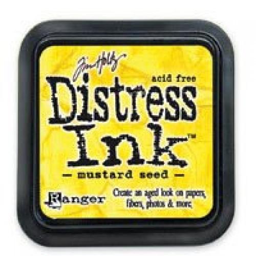 Tim Holtz Distress Inks -  Mustard Seed