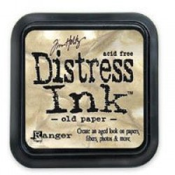 Tim Holtz Distress Inks -  Old Paper