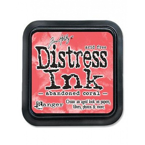 Tim Holtz Distress Inks -  Abandoned Coral