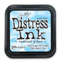 Tim Holtz Distress Inks -  Tumbled Glass