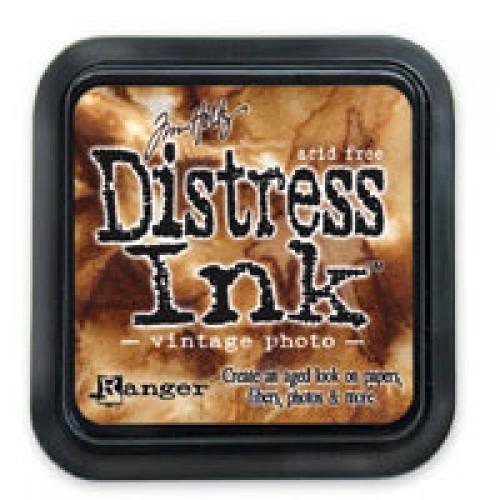 Tim Holtz Distress Inks -  Vintage Photo