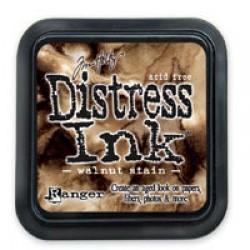 Tim Holtz Distress Inks -  Walnut Stain