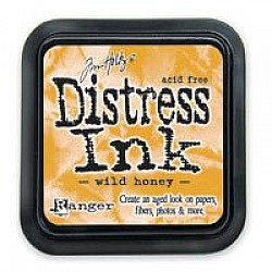 Tim Holtz Distress Inks -  Wild Honey
