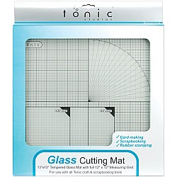 Tonic tempered Glass Cutting Mat