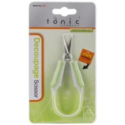 """Tonic Studios Kushgrip Decoupage Scissors 4.5"""""""