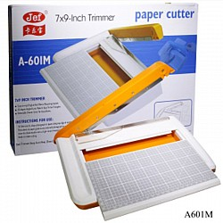 Jeff Guillotine Paper Trimmer (7 by 9 inch)