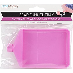 Bead Funnel Tray by Multicraft