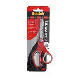 3M Scotch 6-inch Multipurpose Scissor