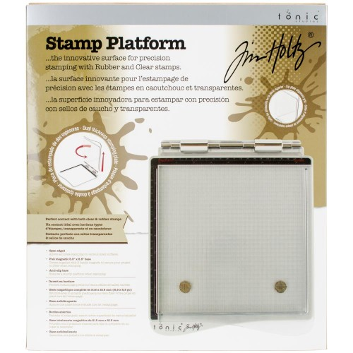 Tonic Studios Tim Holtz Stamp Platform