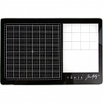 "Tim Holtz Travel Glass Media Mat 10.25""X15.5"""