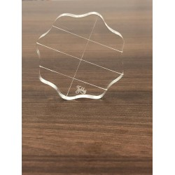 Tubby Craft Clear Acrylic Block (Small)