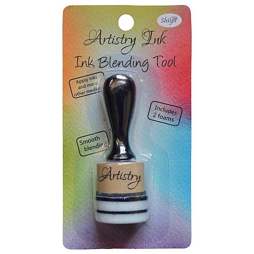 Artistry Ink Blending Tool with foam - Round