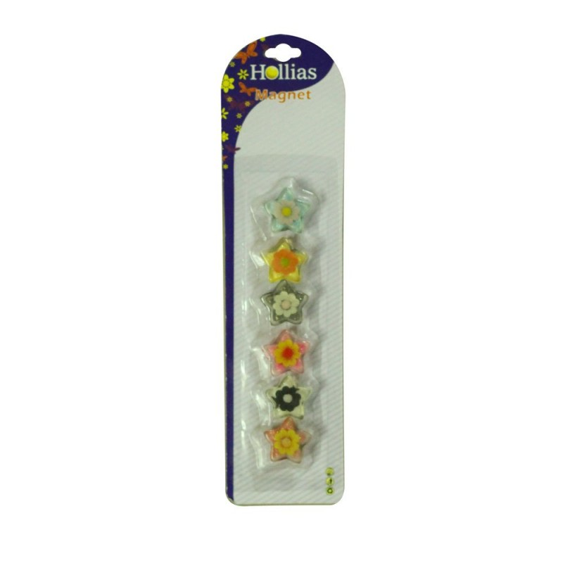 Buy flower magnets online in india at best prices at hndmd for Where to buy magnets for crafts