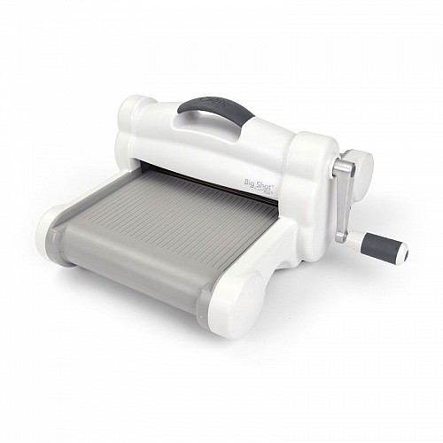 Sizzix Big Shot Plus Machine (White & Gray)