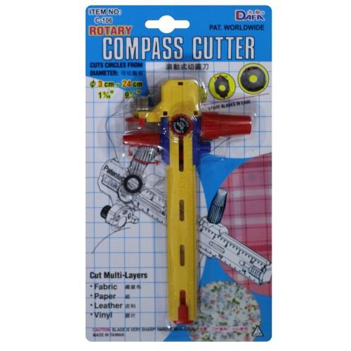 DAFA Rotary Compass Cutter - C106